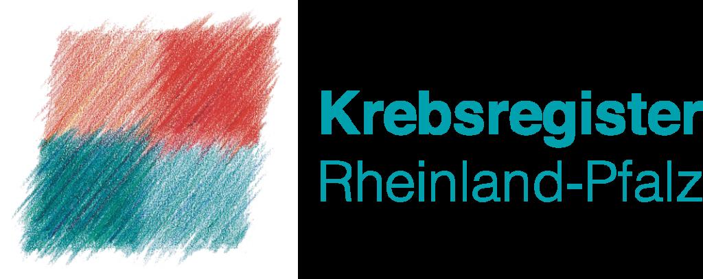 Logo Krebsregister Rheinland-Pfalz